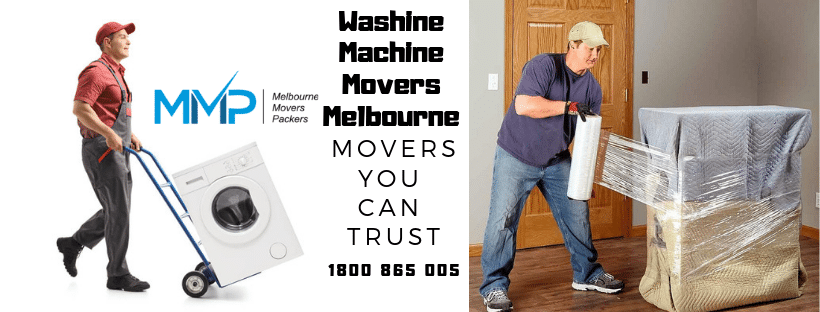 Washing Machine Movers Melbourne